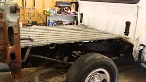 2002 Ford F150 Truck Bed Repair From Rust - YouTube