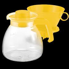 Pour Over Coffeemaker Amp Glass Carafe Set 52oz
