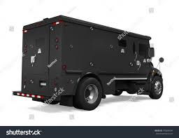100 Armored Truck Royalty Free Stock Illustration Of Black Isolated 3 D