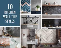 Tiles For Kitchens Ideas 10 Kitchen Wall Tile Styles Modern Kitchen Wall Tiles Ideas