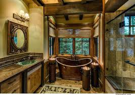 Texas Rustic Decor Accessories For Western Style Bathroom