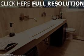 Trough Bathroom Sink With Two Faucets Canada by Sink 2 Beautiful Trough Bathroom Sink With Two Faucets Trough