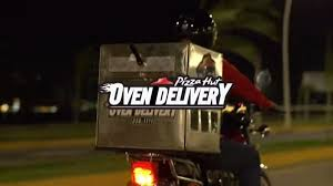 By Introducing The Oven Delivery This Means That Pizza Is Cooked While On Go And Pizzas Are Delivered Right Out From