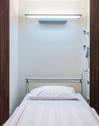 hospital wall mount overbed lights bed light for patient room