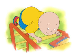 Caillou In The Bathtub by Caillou Netflix