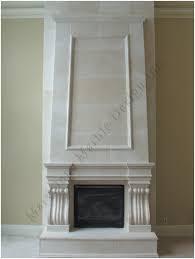 limestone fireplace Mantel  custom limestone fireplace mantels
