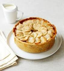 Apple And Butterscotch Pie