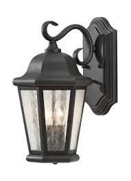 Murray Feiss Bathroom Lighting by Ol5901bk 1 Light Outdoor Lantern Black