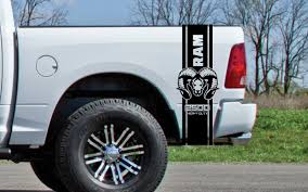 Category: Hemi Decals Dodge Ram Truck Fender Bars Hash Mark Racing Sport Stripes Decals 092018 Power Wagon Decal Hood Rear Side Strobes Product 2 Dodge Ram Power Wagon Truck Vinyl Stickers Window Sticker Chevy Bowtie Ford Jeep Car Amazoncom Sticker Compatible With Hemi Tribal Rt 1500 Hemi Bed Vinyl Decal Styling For 3x Hood Fender Decals 2500 Kryptek 4x4 Off Road Quarter Panel Cmyk Grafix Store Viper Srt10 Faded Rocker Stripe Tailgate Decal Mopar Trucks Stickers Dakota Truck Bed Side Decals Graphics Power