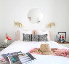Decorative Lumbar Pillows For Bed by Make A Boho Lumbar Pillow From A Table Runner Francois Et Moi