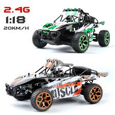 Electric RC Cars For Kids Adults Gift High Speed 1/18 Rc Trucks 4WD ...