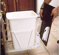 Under Cabinet Trash Can Pull Out by Pull Out Cabinet Trash Can Trash Cans Pull Out Trash Can Cabinet