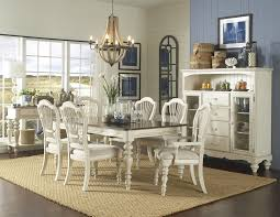 Nebraska Furniture Mart Living Room Sets by Dining Table With Turned Legs By Hillsdale Wolf And Gardiner