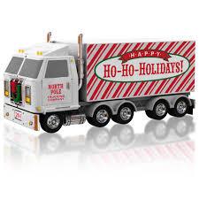 Christmas Convoy - Keepsake Ornaments - Hallmark