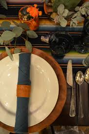 Southwestern Table at Pottery Barn