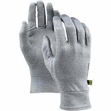 burton touchscreen glove liner buckmans com