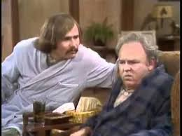 Archie Bunker Chair Quotes by 115 Best All In The Family Images On Pinterest In The Family