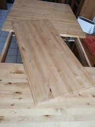 ikea norden 220 x 100 cm esszimmer tisch groß in 97270 kist