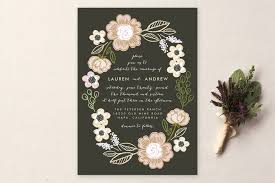 18 Gorgeous Rustic Wedding Invitations