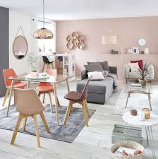 Powdery Pink Scandinavian-Style Chair With Solid Oak Ice | Maisons ... Pink Ding Chairs Modern Room Living Room Fniture Inspiration Ikea Awesome Velvet Chair Ottoman Blush Retro Diamond Back Brushed Kitchen Ipirations Design And Decorating For This Years Tov Fniture Rocco Tovd6187 Bright With White Plastic And Relax Space Stock Delta Children Princess Crown Kids Table Set With Storage How I Found My Dream New House Chairs Wooden Grey Bookshelf Tulips In