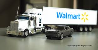 Walmart Tractor Trailer (with Matchbox Car For Size Reference ... Retail Hell Uerground Walmart Has A New Ride Rolls Out Pintsized Store Opening Secondever Pickup With Autonomous Trucks Will Haul Your Stuff Before You Ride In Self Introduces Wave Concept Big Rig Wvideo Trucker Jb Hunt Will Add To Fleet 2017 Wsj 2015 Peterbilts Pinterest Trucks Tesla Semi Orders 15 New Electric Several Other A Behindthescenes Look At How Delivers Arrow Truck Sales Used Youtube