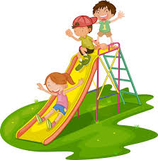 Playground Images On Playgrounds Children Clipart