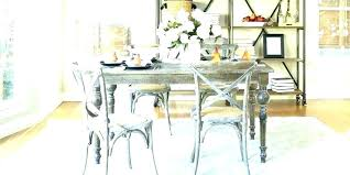 Shabby Dining Table And Chairs French Bby Chic Room Tables A