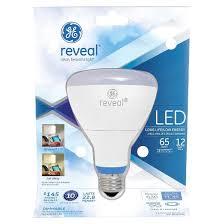 ge reveal 65 watt led br30 light bulb target