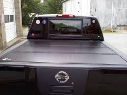 Nissan Frontier Bed Cover by Tonneau Covers Page 2 Nissan Titan Forum
