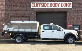 100 Salt Spreaders For Trucks Stainless VBox Cliffside Body Truck Bodies Equipment