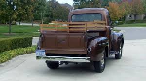 100 Classic Chevrolet Trucks For Sale 1951 D F3 Pickup Restored Muscle Car For In MI