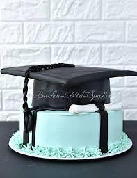 abschluss torte