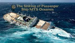 Cruise Ship Sinking Santorini by Greece Archives Learning History