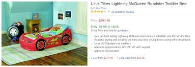 Little Tikes Lightning Mcqueen Bed by Little Tikes Sports Car Twin Bed Top 6