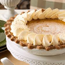 Mccormick Pumpkin Pie Spice Nutrition Facts by Spiced Pumpkin Custard Pie Recipe Taste Of Home