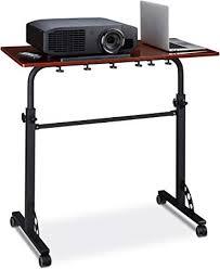 bürotisch laptoptisch groß höhenverstellbar beamertisch