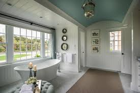 master bathroom with free standing bathtub hgtv