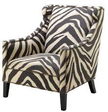 casa padrino sessel im zebra design 74 x 81 x h 89 cm luxus wohnzimmer sessel
