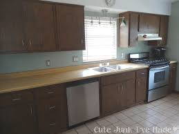 Painting Laminate Kitchen Cabinets White
