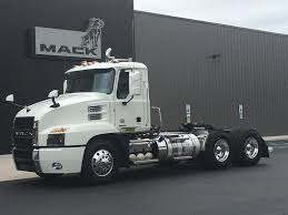 NEW 2020 MACK AN64T TANDEM AXLE DAYCAB FOR SALE #9343