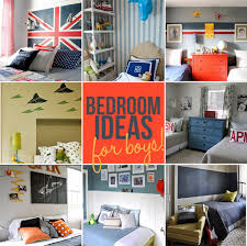 Ideas For Decorating A Boys Bedroom Captivating Decor
