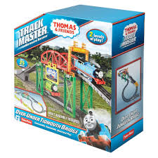 Thomas The Train Tidmouth Shed Instructions by Thomas U0026 Friends Trackmaster Tidmouth Bridge Walmart Com