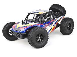 100 4wd Truck VRX Racing 110 Scale Octane Brushless Desert Truggy RC Car