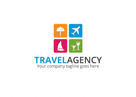 Fresh Travel Agency Logo Inspiration