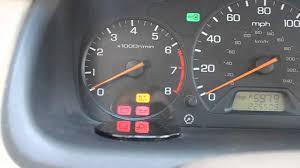 Malfunction Indicator Lamp Honda Fit by Flashing Check Engine Light Honda Iron Blog