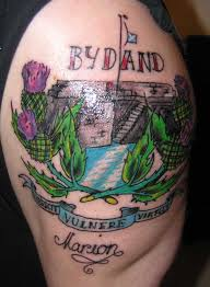 Scottish Tattoos Page Ten