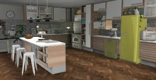 C Series Kitchen At Mincs Sims4 For The Sims 4