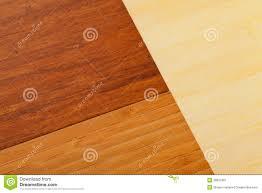 Download Bamboo Laminate Flooring Samples Stock Image