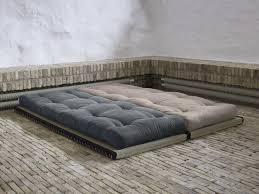 coussins canape canapé convertible futon modulable avec coussins chico