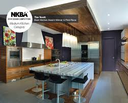 NKBA 2014 Design Competition Medium Kitchen First Place And Best Award